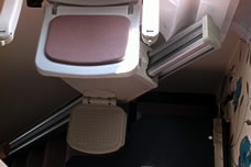 rental stairlift seat